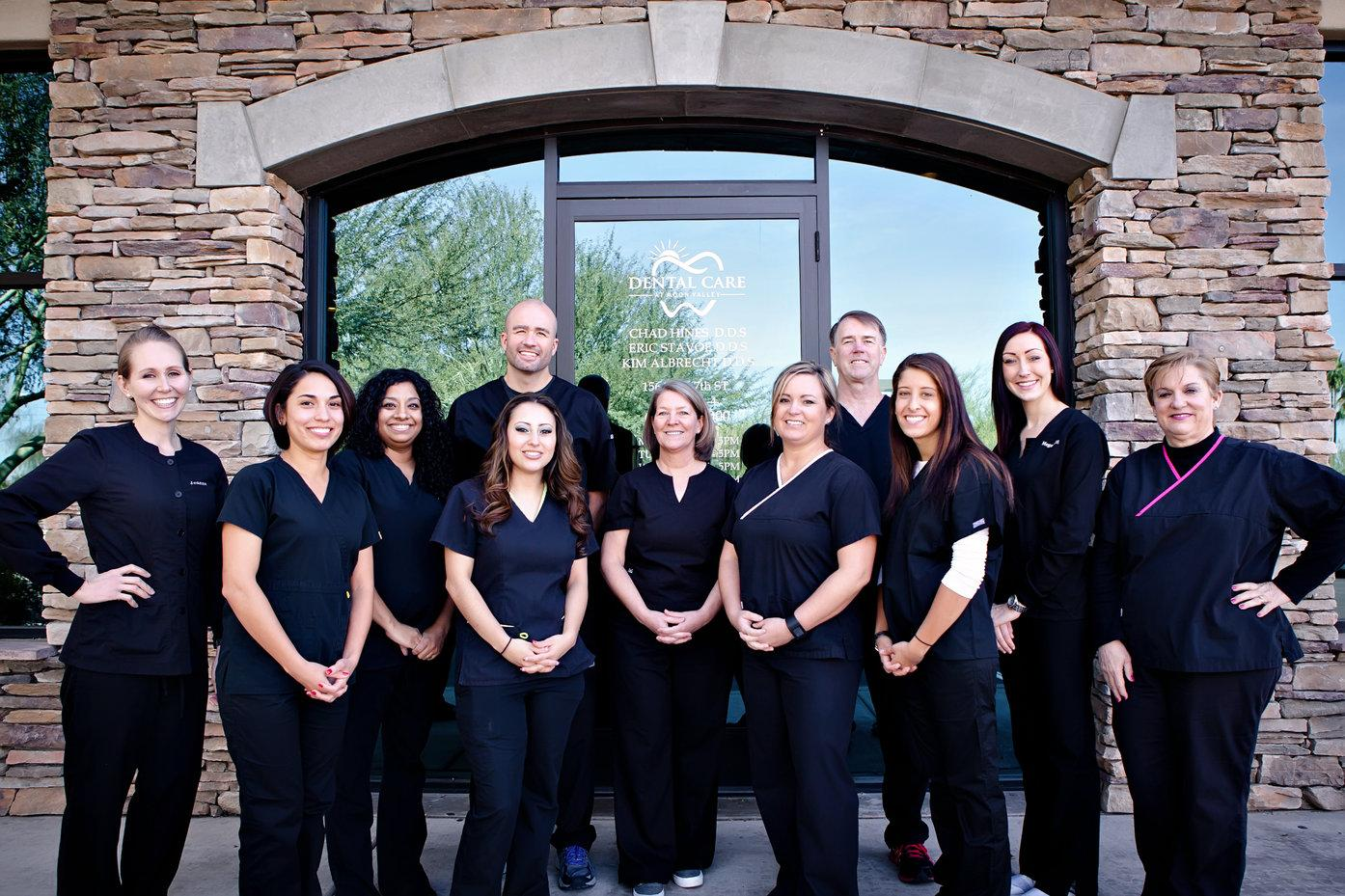 Our Team | Dental Care at Moon Valley