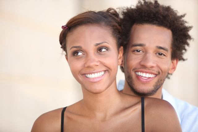 Couple Smiling | Dental Care at Moon Valley
