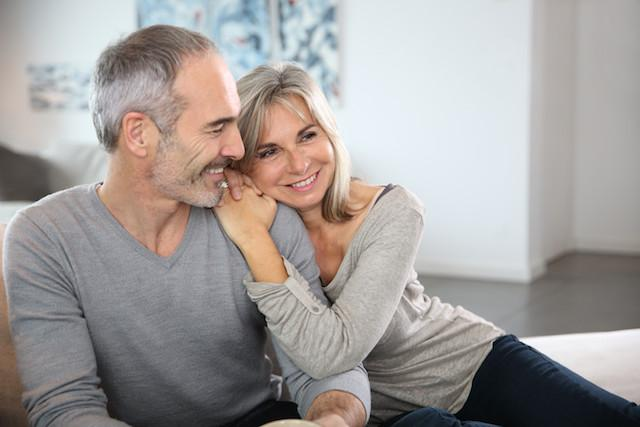 Older Couple | Dental Care at Moon Valley