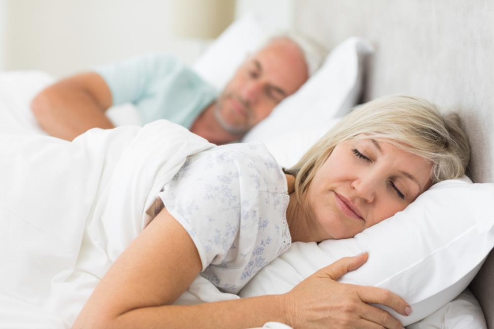 Couple Asleep in Bed | Sleep Apnea Treatment in Phoenix