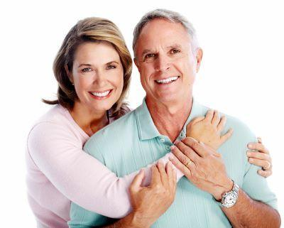 Married Couple Smiling | Dental Implants Phoenix AZ