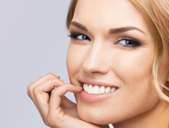 Woman Smiling | Teeth Whitening Phoenix AZ